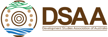 Development Studies Association of Australia Logo