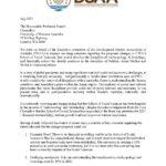 Statement to UWA